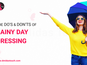 The Do's And Don'ts Of Rainy Day Dressing