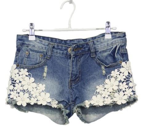 Denim Shorts - D Midas Touch - Fashion Blog