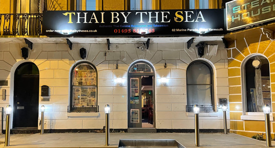 THAI By The SEA restaurant and Takeaways Great Yarmouth