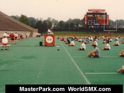Master Park's School, Organization, Corporate, Church program: health, wellness, discipline, respect