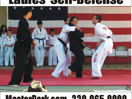 Ladies' Self-Defense / Self-Defense