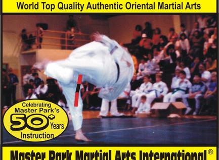Judo, Jujitsu, Hapkiyudo, by Master Park for ALL ages