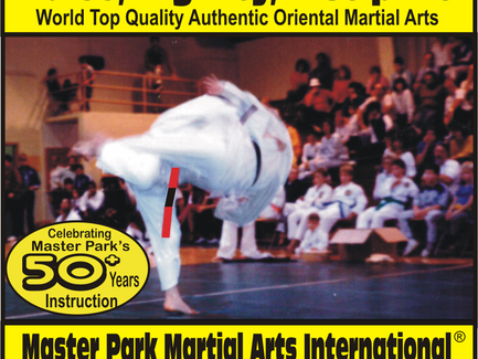 Jujitsu, Judo, Hapkiyudo, Self-Defense by Master Park
