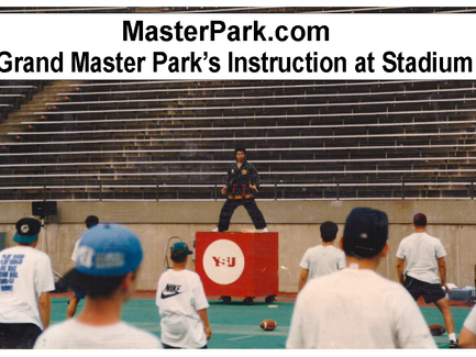Health & Wellness In Person and Master Park Live Personal Training.