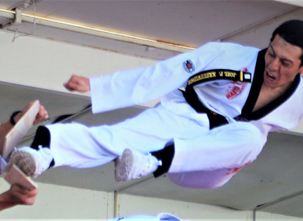 """Ninja Board Breaking© Challenge"""