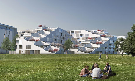 LNCSA FMA ARCHIGROUP-Logements-Montpelli