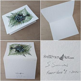 Mixed Media Art Cards Sullivan Art