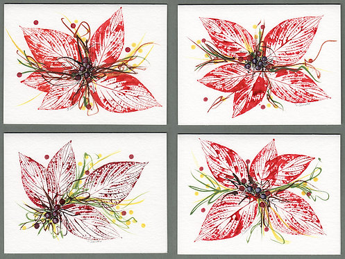 Handmade Cards 4 Pack