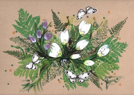Original Artwork - Spring Dream 1