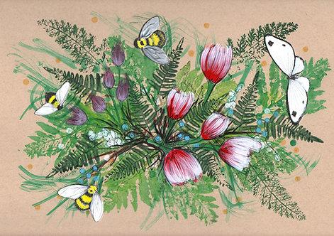 Original Artwork - Spring Dream 3