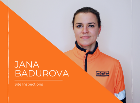 Meet Jana our Hazardous Substances Consultant