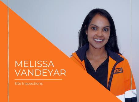 Meet Melissa our Hazardous Substances Consultant