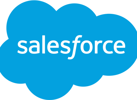 Salesforce, here we are