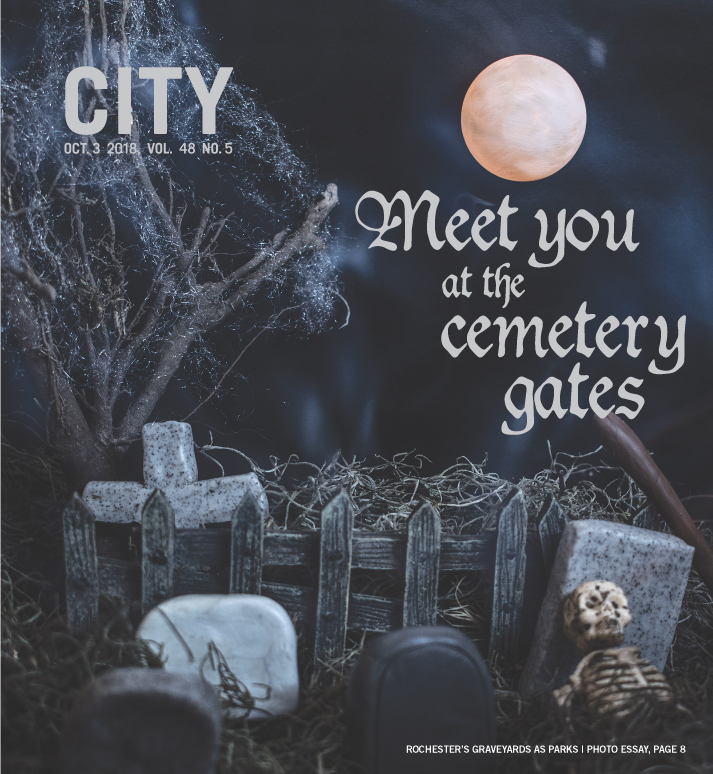 Mini Cemetery Cover, 2018