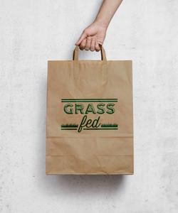 Grass Fed logo, 2018