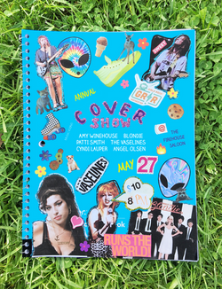 GR!R Cover Show poster, 2017