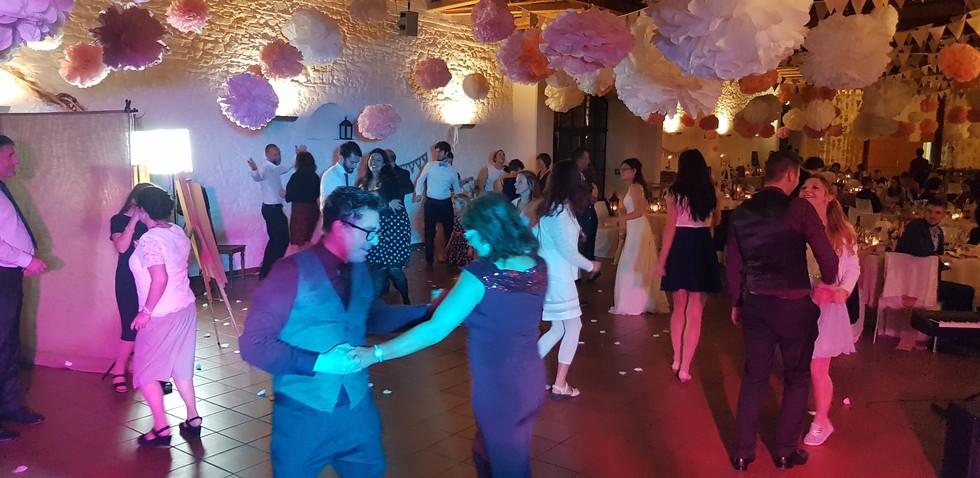 Hochzeits Party