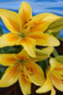 это вам не цветочки | not flowers | still life | натюрморт  | Василий Сидорин | VASILY SIDORIN | sidorin.info | Artmagic