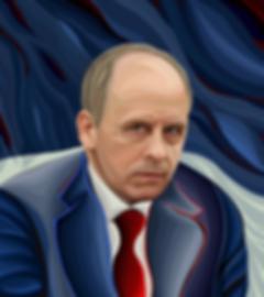 БОРТНИКОВ ПОРТРЕТ | ВАСИЛИЙ СИДОРИН | КУПИТЬ ПОРТРЕТ | sidorin.info