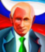 Путин | Putin | президент | president  | Василий Сидорин | VASILY SIDORIN | sidorin.info | Artmagic