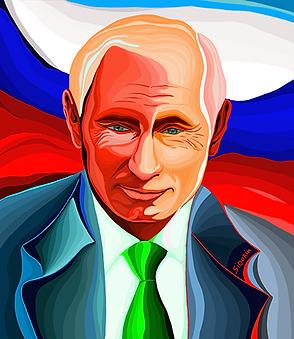 Путин   Putin   президент   president    Василий Сидорин   VASILY SIDORIN   sidorin.info   Artmagic