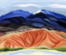 Мексика | Василий Сидорин | VASILY SIDORIN | картина маслом | sidorin.info | Artmagic