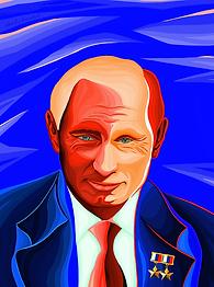 Путин  - ДВАЖДЫ ГЕРОЙ - СИДОРИН ВАСИЛИЙ