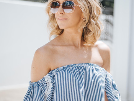 Stripes & Lace