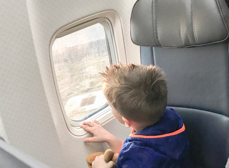 Safety Guide for Traveling with Toddlers