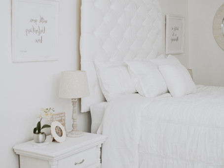 OurBedroom MakeoverReveal