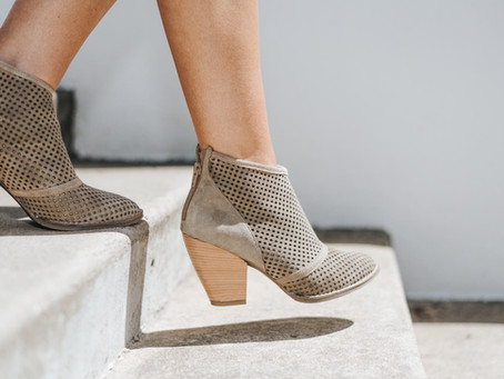 FAV Spring/Summer Shoe