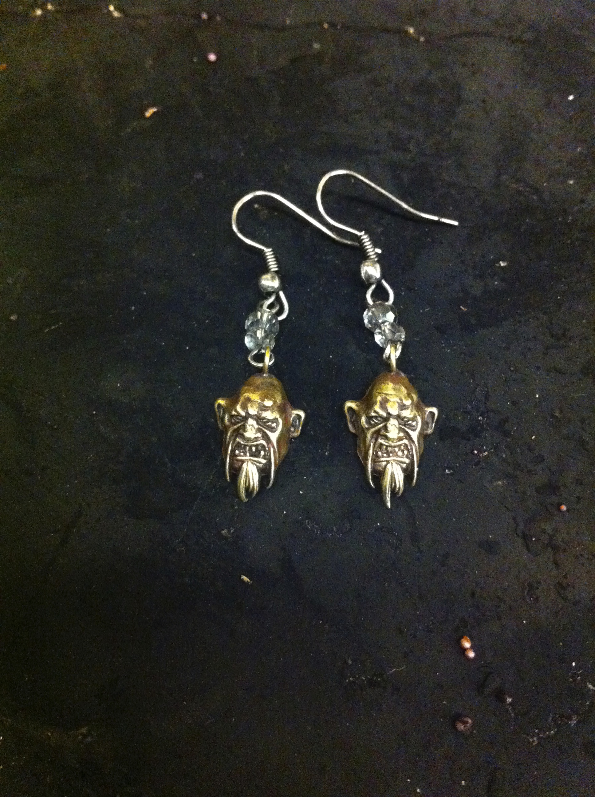 6. Office etiqutte earrings