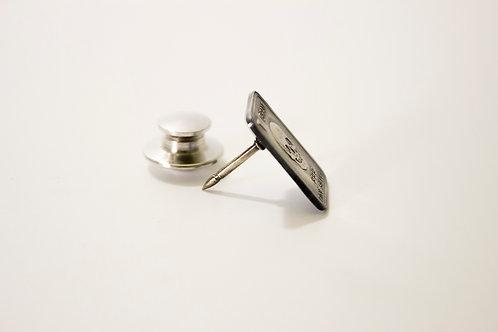 Fine Silver Bullion Pin