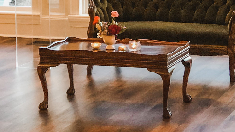 Coffee Table - Victorian