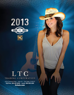 Hat catalog 2013