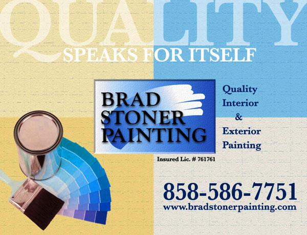 Brad Stoner postcard