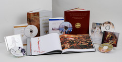 Various publications and DVDs