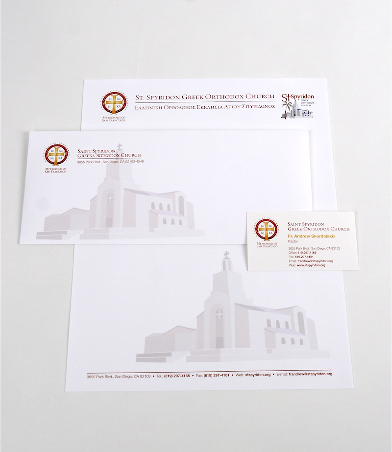 Church stationery