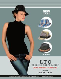 Hat catalog 2009