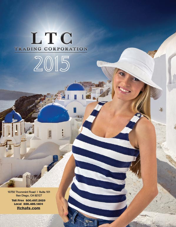 Hat catalog 2015