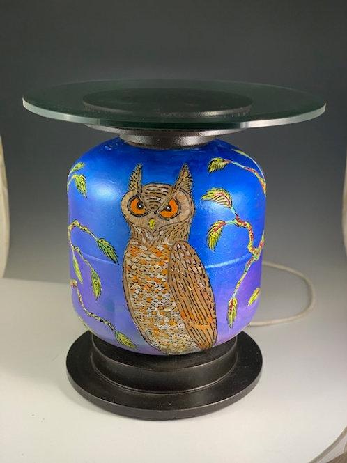 Owl Metal Table