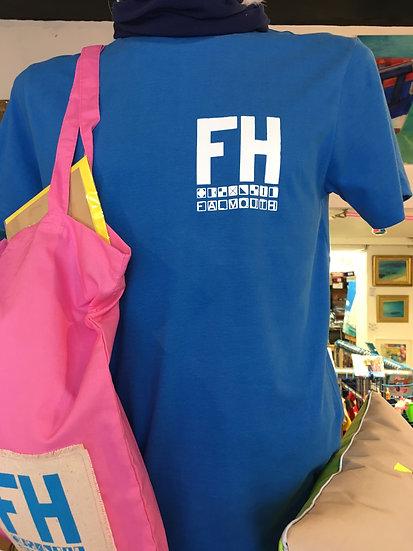FH blue Falmouth T-Shirt