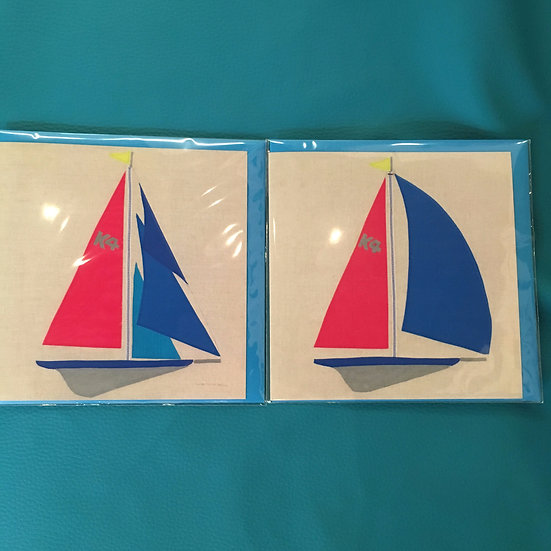 Cambria Yacht cards