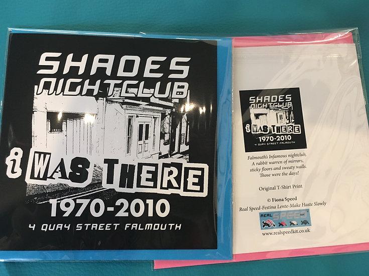 Shades Nightclub Falmouth Cards