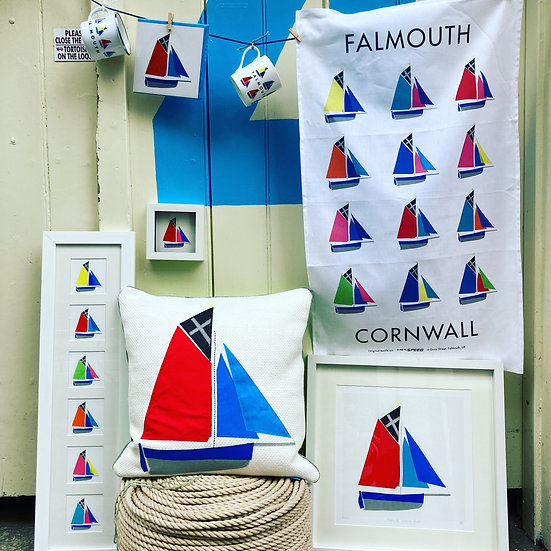The Falmouth Working Boat collection