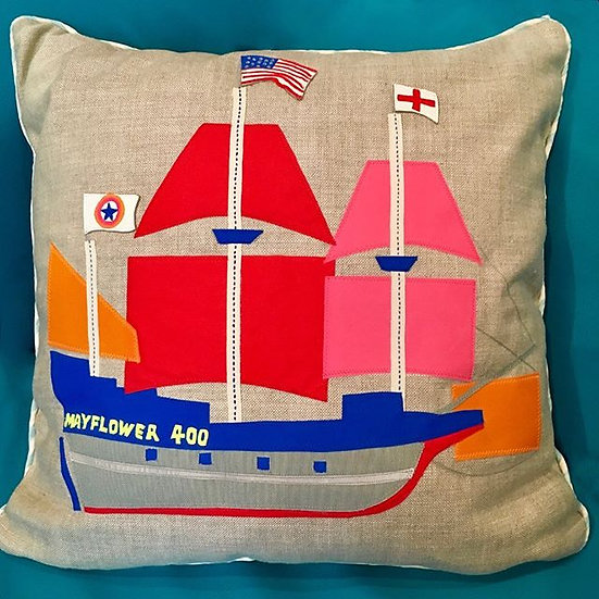 Mayflower 400 Cushion
