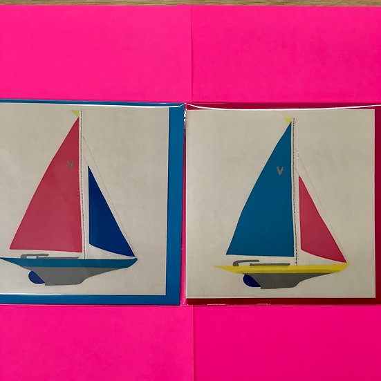 Sunbeam Boat cards