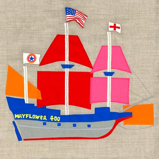 Mayflower 400 Print