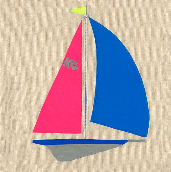 Cambria Print 2 Sails