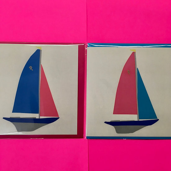 Rustler Yacht cards